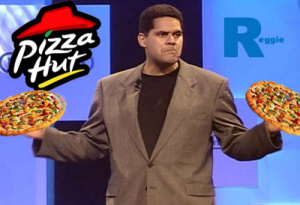 Reggie's got your appetite covered