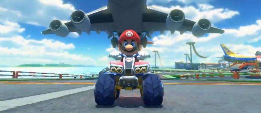Takeoff!