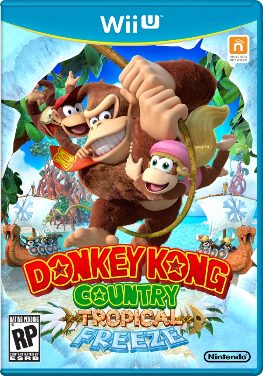 The previously issued box art