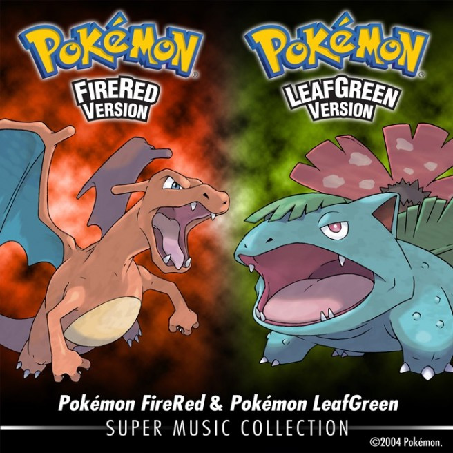Soundtrack For Pok 233 Mon Firered And Leafgreen Released On Itunes Nintendo Life