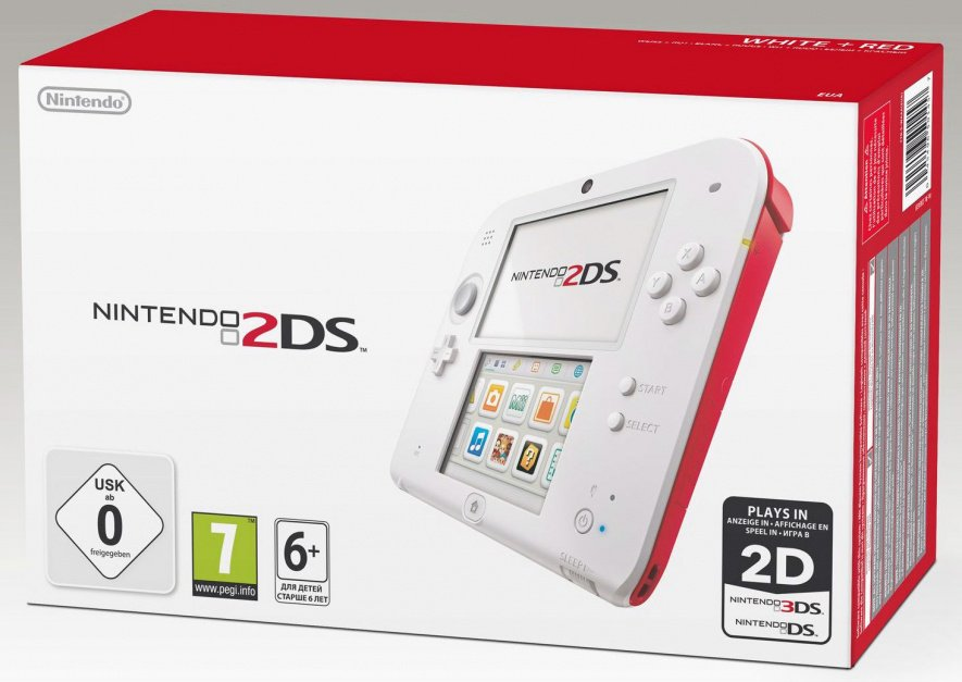 2 DS Red EDIT