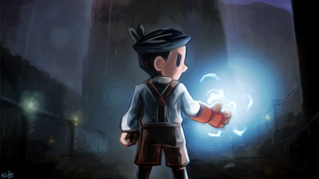 Teslagrad Wallpaper