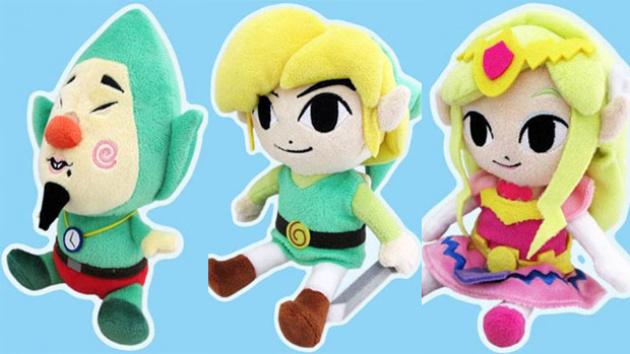 Zelda Plush Toys