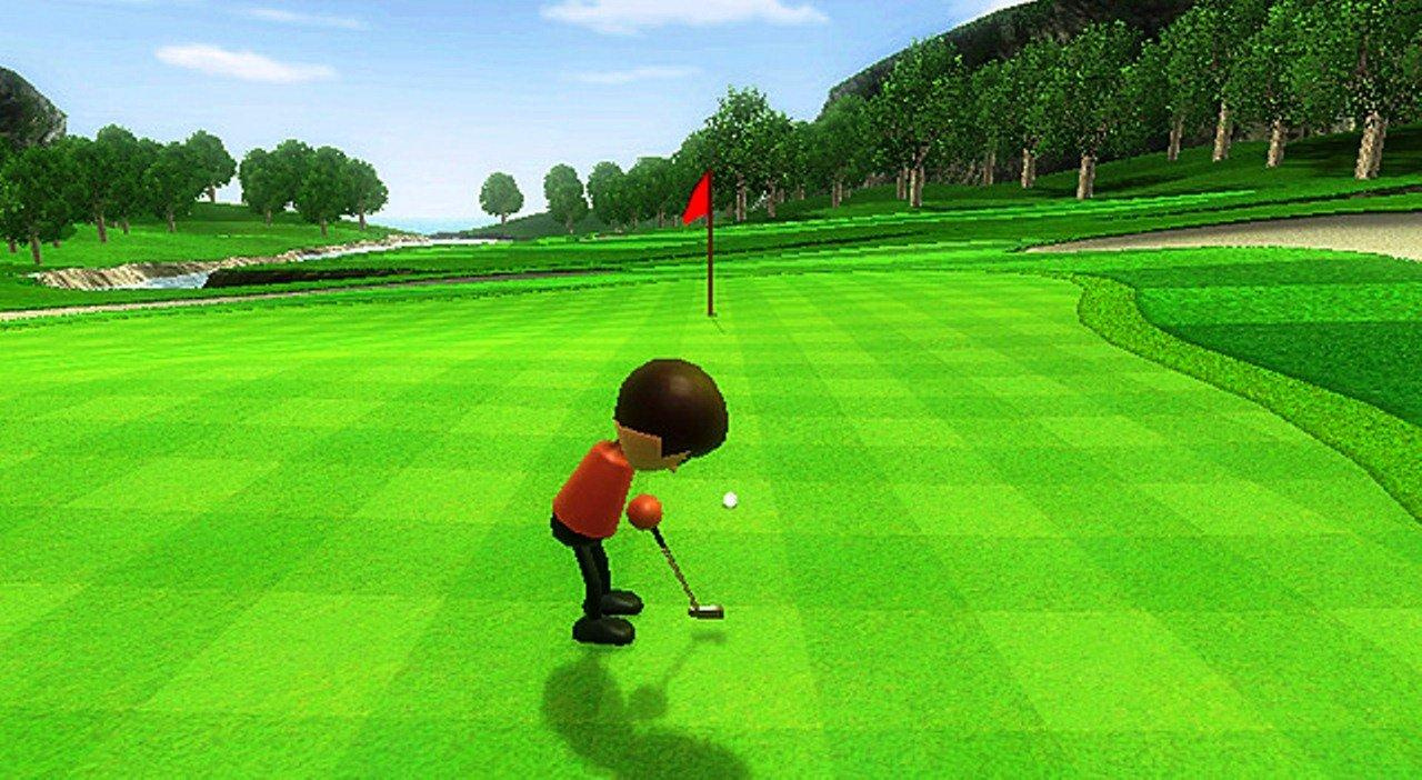 wii golf sports nintendo club games swing teases footage