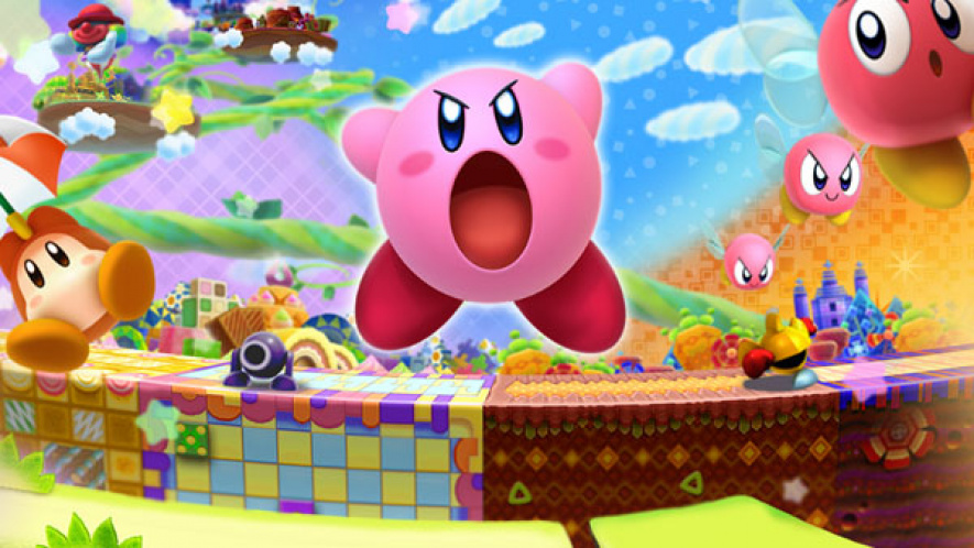 Kirby 3 DS Dated JP