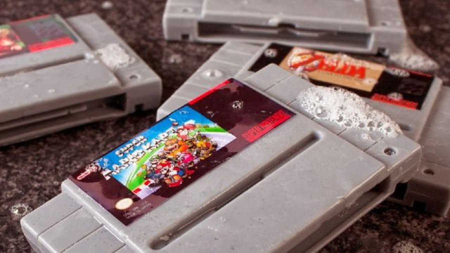 Super Mario Kart - Soap Cart Good