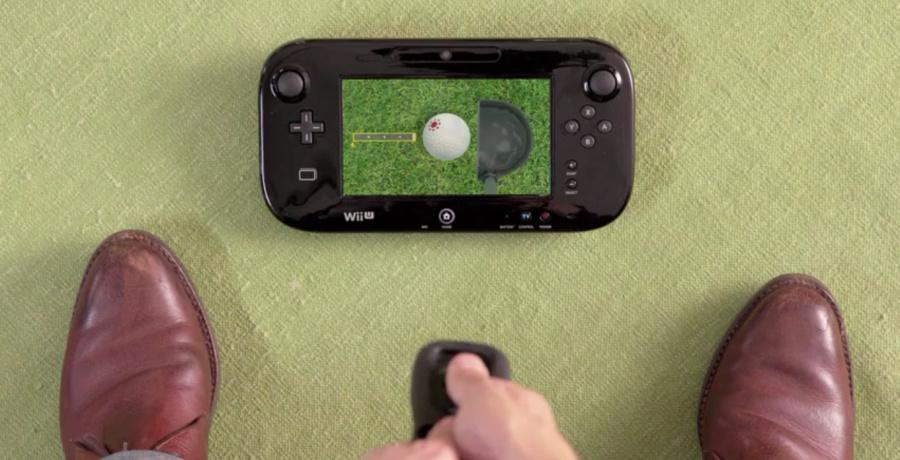 Wii Sports Golf