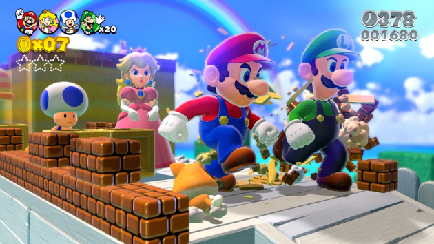 Super Mario 3 D World 110