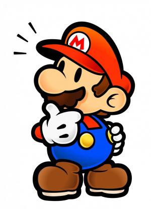 Mario hears the news