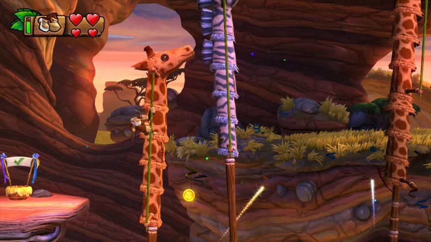 Jumping Giraffes! (Literally though.)