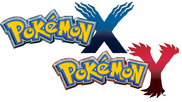 Pokemon X- Y Logo