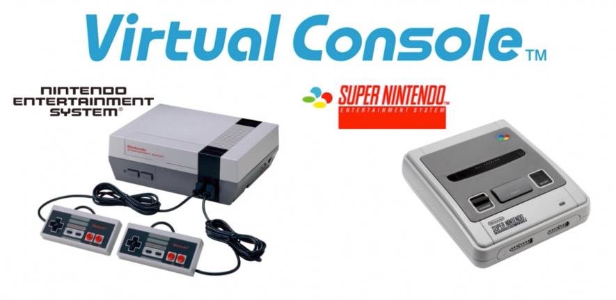 Additional Wii U Virtual Console platforms (Wii U eShop)