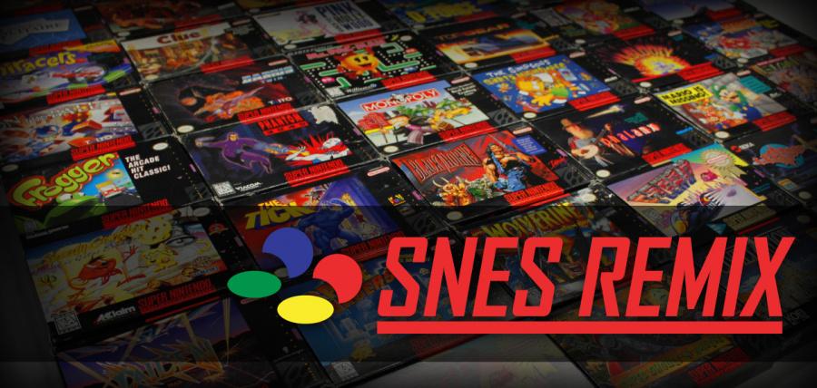 SNES Remix (Wii U eShop)