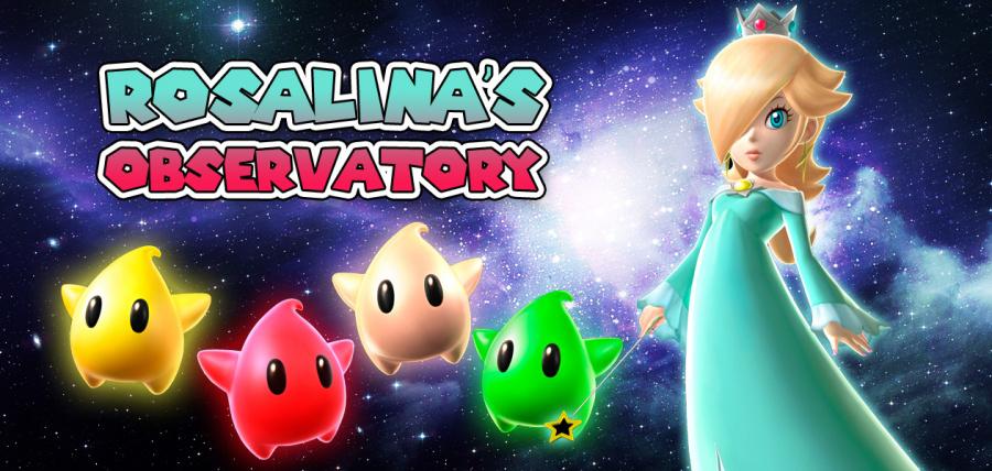 Rosalina's Observatory (3DS eShop)