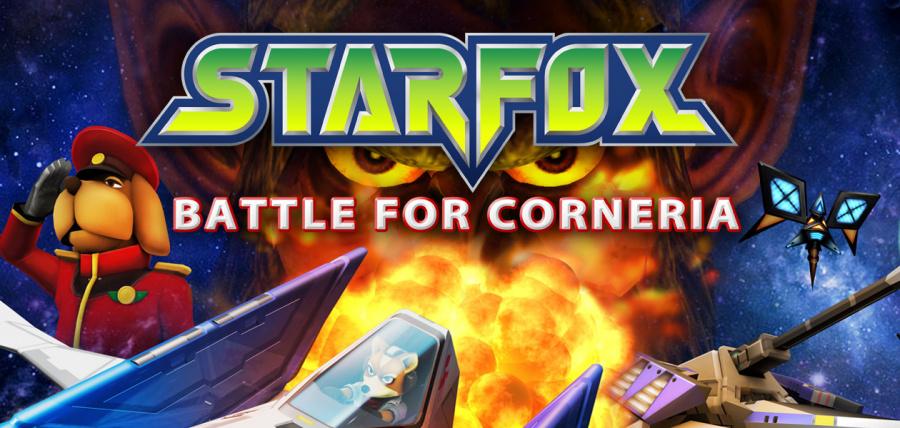 Star Fox: Battle for Corneria (Wii U eShop & 3DS eShop)