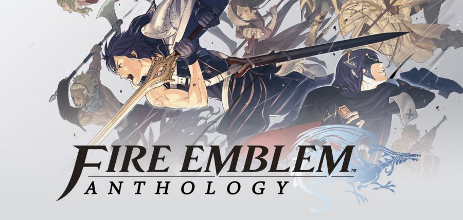 Fire Emblem Anthology (3DS & Wii U)