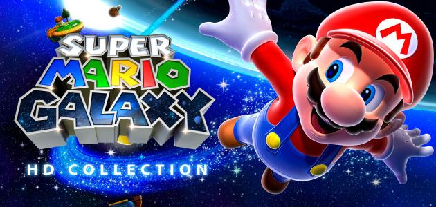 Super Mario Galaxy HD Collection (Wii U eShop)