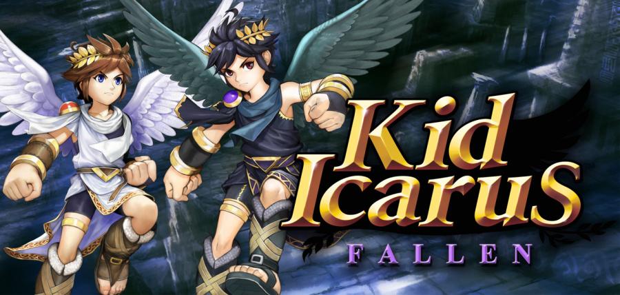 Kid Icarus: Fallen (Wii U)