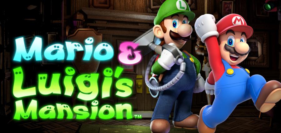 Mario & Luigi's Mansion (Wii U)