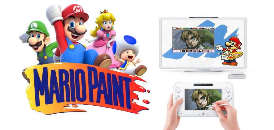 Mario Paint (Wii U eShop)