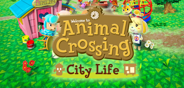 Animal Crossing: City Life (Wii U)