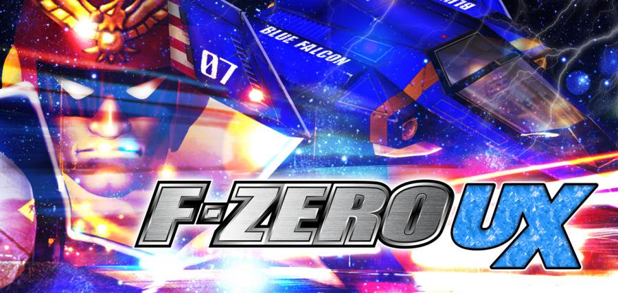 F-Zero UX (Wii U eShop)