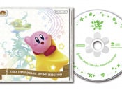 Kirby: Triple Deluxe Sound CD Now Available at Club Nintendo in Japan