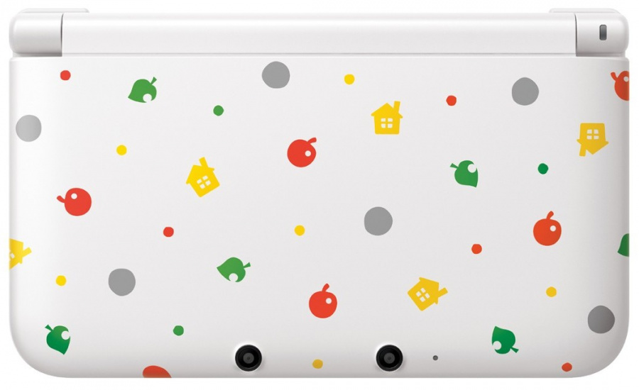 3 DS XL AC Model