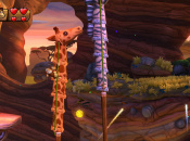 Japanese Donkey Kong Country: Tropical Freeze Trailer Swings Into View