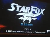 Please Don't Let This Wii U Star Fox Footage Get Your Hopes Up