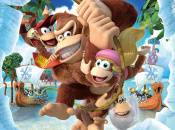 World 2 Of Donkey Kong Country: Tropical Freeze Looks Something Like This