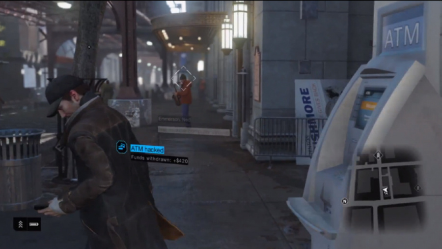 Watch Dogs Money 690 X388