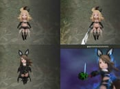 Western Version Of Bravely Default Features Costume Changes For Female Characters