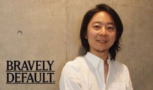 Bravely Default producer Tomoya Asano found story inspiration through some unexpected channels