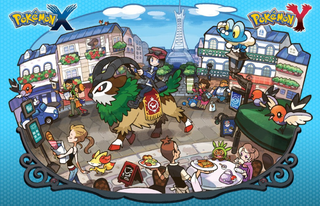 Gogoat - Pokemon X and Y