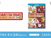 Famicom Remix 1 + 2 Coming to Retail in Japan