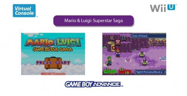 GBA on Wii U