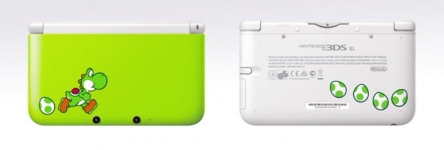 Yoshi 3 DS XL