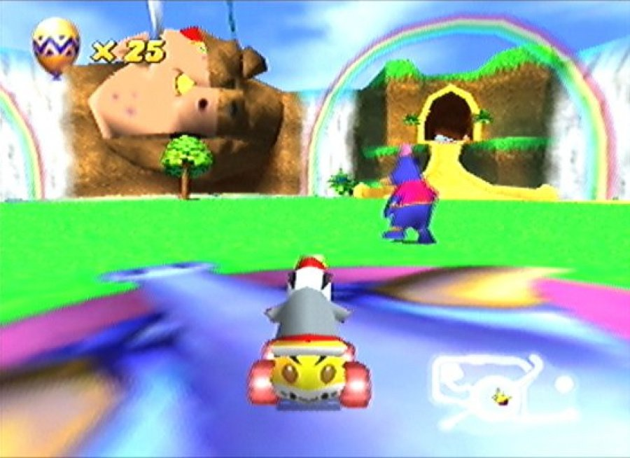 Diddy Kong Racing Adventure Mode