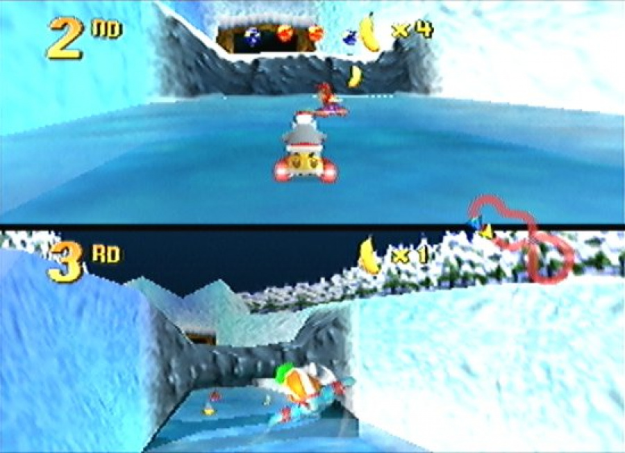 Diddy Kong Racing Multiplayer