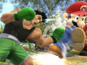 Little Mac Arrives as a Knockout Challenger in Super Smash Bros.