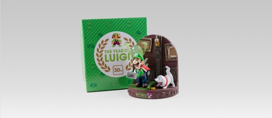 Luigis Mansion2 Diorama