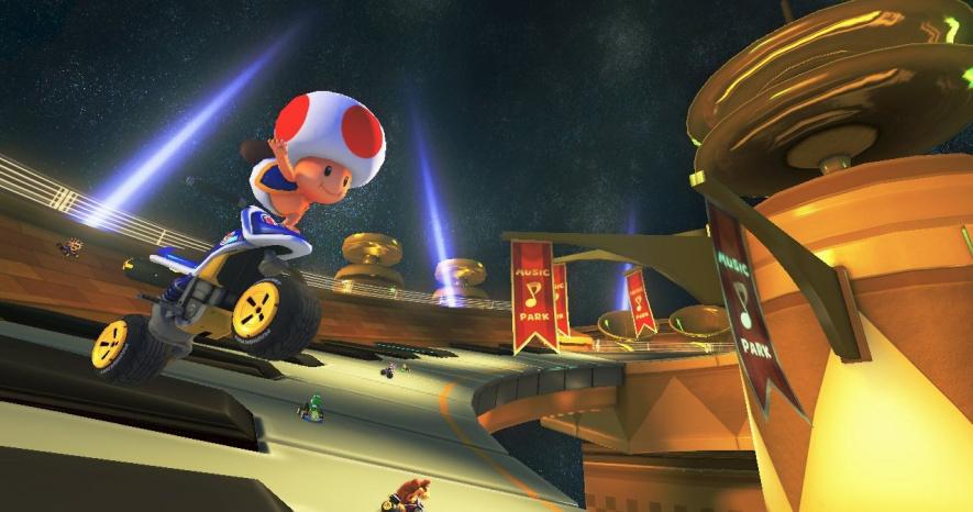 Mario Kart 8 Screen4