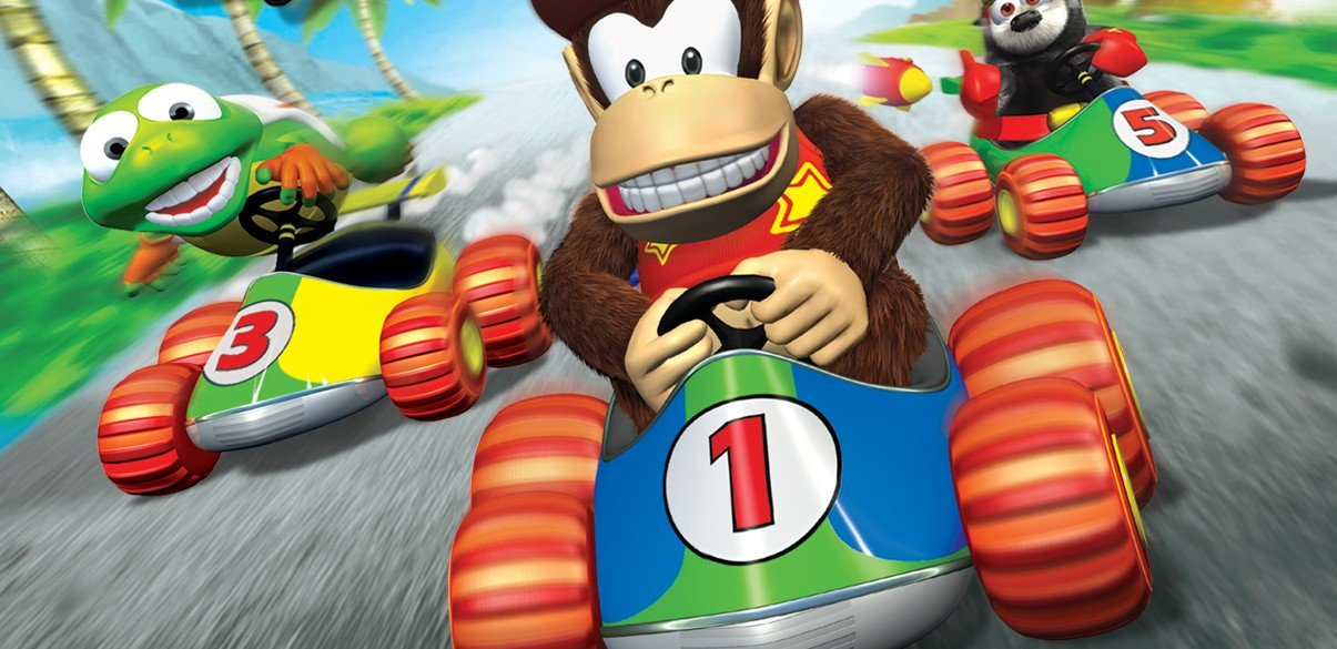 Month Of Kong: The Making Of Diddy Kong Racing - Nintendo Life