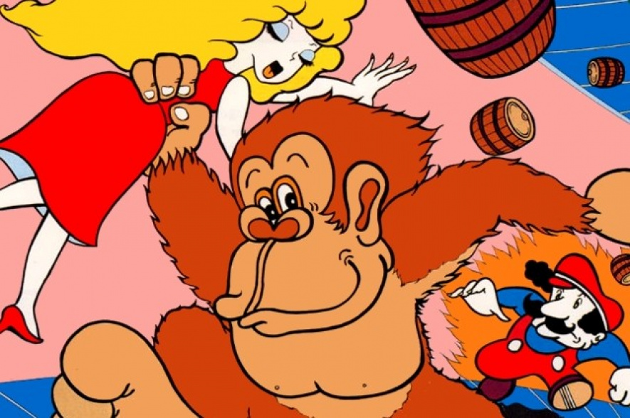 Rare wanted to make big changes to the way Donkey Kong looked