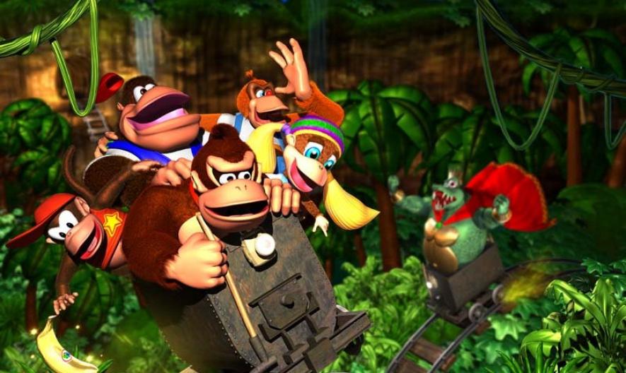 1259808 Donkey Kong Donkey Kong4