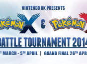 Nintendo UK Announces Pokémon X and Pokémon Y Battle Tournament 2014