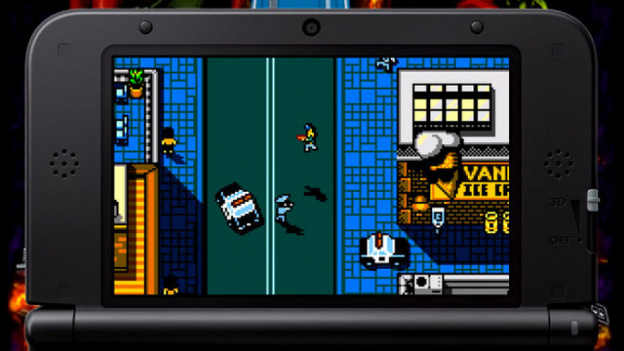 Retro City Rampage Dx Header