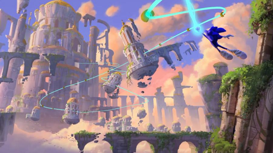 Sonic Boom Concept