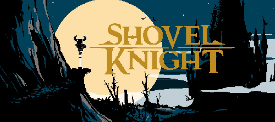 Shovel Knight Banner